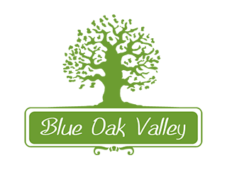 Blue Oak Valley